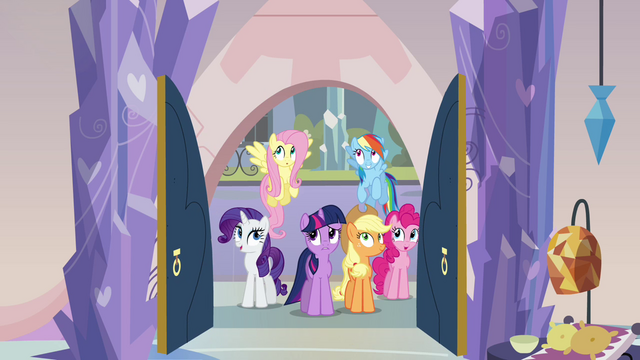 File:Main six arrive at the spa S03E12.png