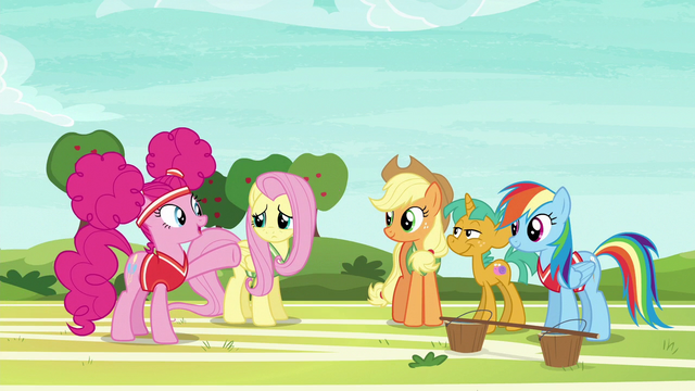 """File:Pinkie Pie """"that's 'uncredible'!"""" S6E18.png"""
