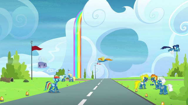 File:Rainbow crosses the runway without looking S6E7.png