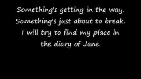 Breaking Benjamin - Diary of Jane lyrics