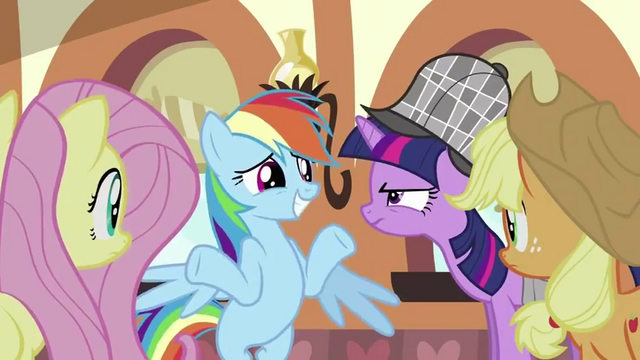 """File:Rainbow Dash """"But I don't even like cake"""" S2E24.png"""
