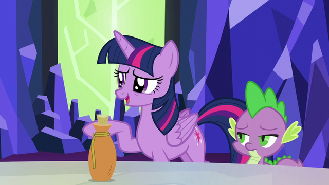 """File:Twilight """"you know there's a chance"""" S5E22.png"""