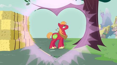 Big Mac love heart S2E17