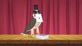 Falcon doing magic tricks S2E7.png