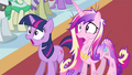 Princess Cadance & Twilight gasp S2E26.png