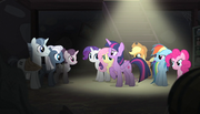 "Twilight ""how do you take somepony's cutie mark"" S5E1"
