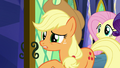 """Applejack """"if it was a good thing or a bad thing"""" S7E11.png"""
