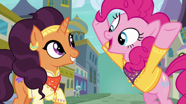 File:Pinkie continues singing for Saffron S6E12.png
