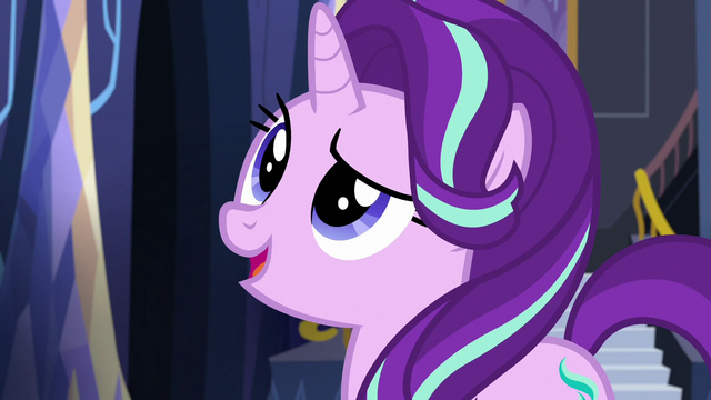 File:Starlight about to address Rainbow Dash S6E21.png