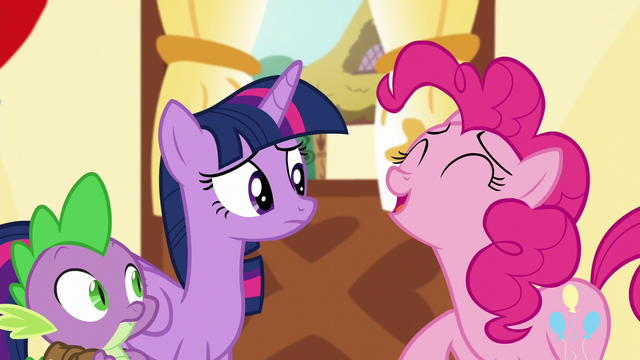 """File:Pinkie """"It was hilarious!"""" S5E22.png"""