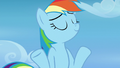 Rainbow Dash shrugging her shoulders S6E24.png