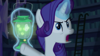 "Rarity ""came to life"" S5E21"