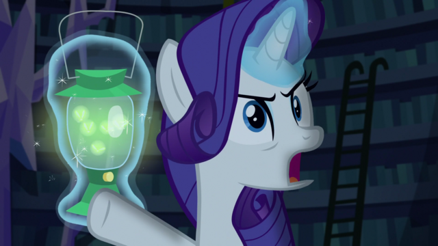 "File:Rarity ""came to life"" S5E21.png"