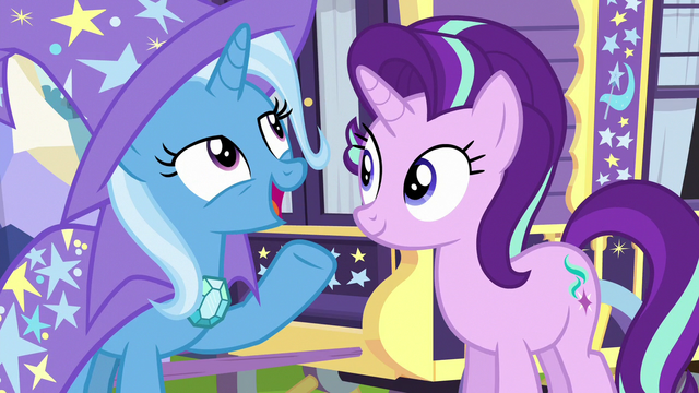 "File:Trixie ""time really flies when you're spending it"" S6E25.png"