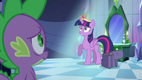 "Twilight ""now that I'm a princess"" EG"