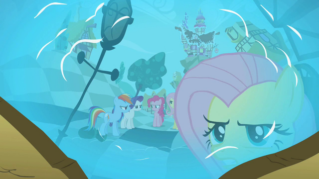 File:Fluttershy angry reflection S02E01.png