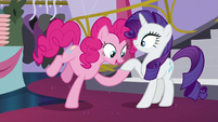 "Pinkie ""and pedied!"" S5E14"