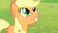 Applejack watching apples fall S4E07.png