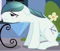 Crystal Arrow depressed ID S3E01