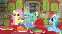 "Fluttershy ""can I talk to you for a second?"" S6E11"