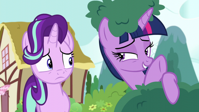 """File:Twilight """"if you decide to make a last-minute change"""" S6E6.png"""