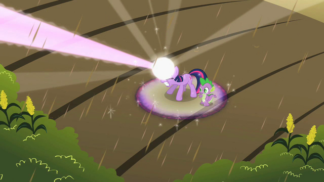 File:Twilight using her fail-safe spell S2E01.png