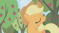"Applejack ""no way, no how!"" S1E04"