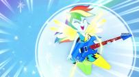 Rainbow Dash transformation EG2