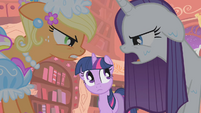 Twilight see Rarity mad S1E8