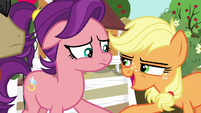 "Young Applejack ""I'm sure you'll be fine"" S6E23"