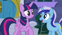 "Minuette ""It'll be great!"" S5E12"