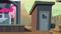 Pinkie Pie hopping S5E11