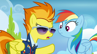"""Spitfire """"yes, you will"""" S6E24"""