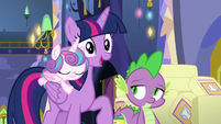 "Twilight Sparkle ""have no fear!"" S7E3"