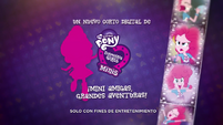 Pinkie Pie's Slumber Party - Pinkie Pie intro (European Spanish) EGM1
