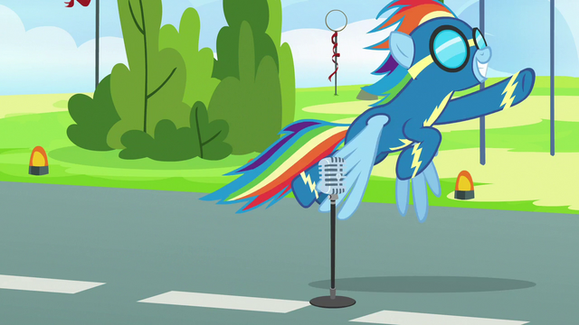 File:Rainbow Dash takes off into the sky S7E7.png