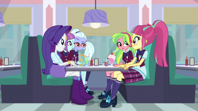 File:Rarity and Shadowbolts look at Sour Sweet EGS1.png