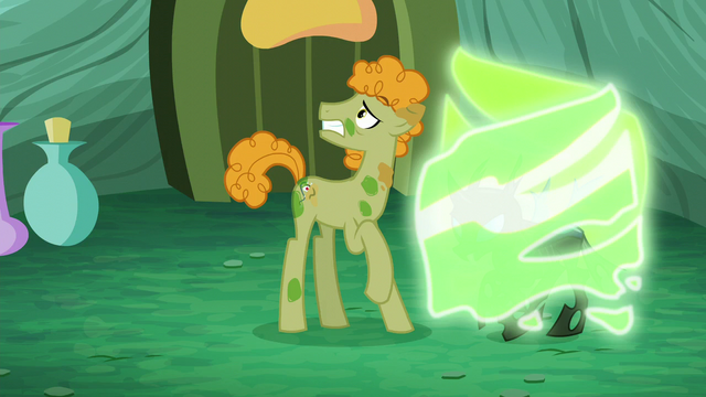 "File:""Filly"" transformed to a changeling S5E26.png"