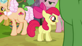 Apple Bloom becomes happy S3E08.png