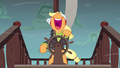 Applejack laughing mad S6E22.png