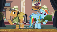 Rainbow and Quibble notice each other S6E13