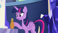 """Twilight """"you didn't do anything wrong"""" S5E22"""