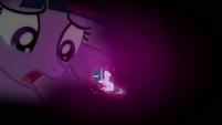 Twilight imagening herself alone S02E25