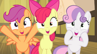 CMC excited S4E17