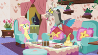 """Discord """"have you tried the scones?"""" S7E12"""