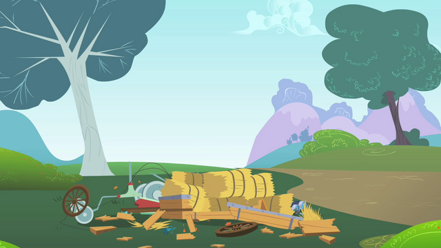 File:Hay bales fall on Twilight S1E15.png