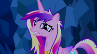 Princess Cadance smiling S2E26
