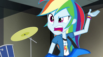 "Rainbow Dash ""I have to pick up the slack somehow"" EG2"