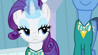 Rarity looking S4E14