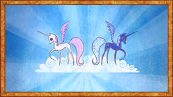 Book Princess Celestia and Luna S01E01